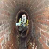 Měření deformací kanalizačních stok metodou měření konvergencí